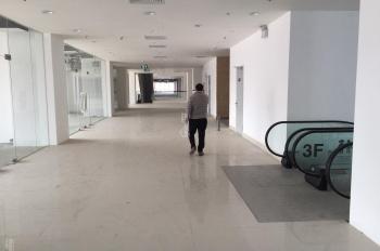 Cho thuê sàn tầng 2, 3, 4, GoldSeason 47 Nguyễn Tuân, tổng DT 7000m2, 346.650đ/m2/th. LH: 097102998