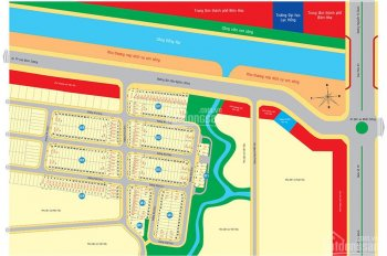 Đất nền sổ đỏ KDC Biên Hòa Riverside, đường lớn 32m. Giá gốc chủ đầu tư chỉ 13tr/m2. LH 0931022221