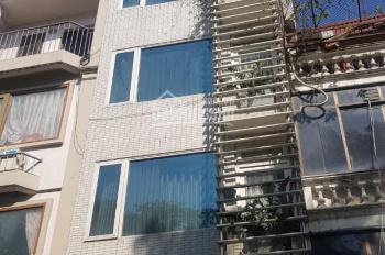 Bán nhà mặt phố Đội Cấn 17.5 tỷ, 7 tầng, MT 6m, sổ đỏ vuông, nở hậu đẹp, hiếm. LH 0961.93.1919