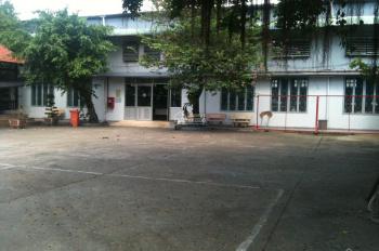 Cho thuê xưởng may DT: 4000m2 nằm đường QL1A, Phường Thạnh Xuân, Quận 12. LH: 0937.388.709