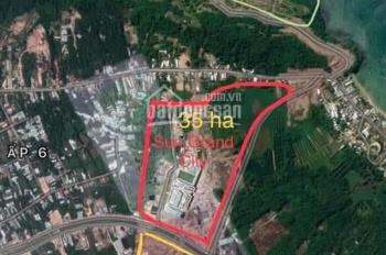 Bán nền tái định cư 7ha - liền kề Sun Grand World đang xây dựng - đầu tư trước tết ok