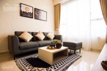 Cho thuê căn hộ chung cư Masteri Millennium, quận 4, 2 phòng ngủ thiết kế hiện đại giá 18 triệu/th
