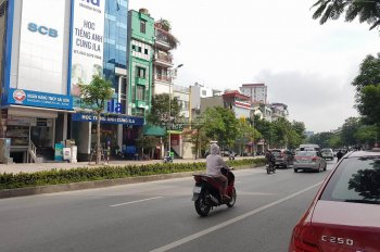 Bán nhà mặt phố Nguyễn Văn Cừ, Long Biên 360m2 căn góc hai mặt thoáng giá 71 tỷ. LH 0947190788