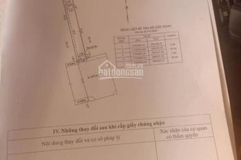 Bán nhà MTKD Chế Lan Viên, DT: 5 x 50m, C4 gía 17 tỷ TL. LH: 0906074607
