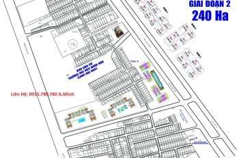 Bán đất mặt tiền đường Lê Thị Kỉnh, khu A Làng Đại Học ABC, xã Phước Kiển, Nhà Bè