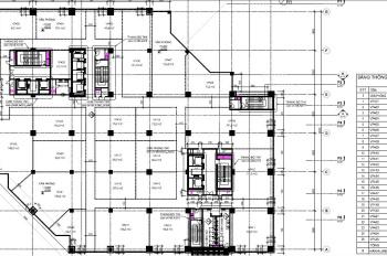 Trực tiếp CĐT bán sàn văn phòng 2300m2 - 50 năm dự án Stellar Garden 35 Lê Văn Thiêm, 0976.875.161