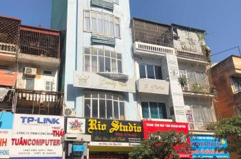 Cần cho thuê gấp nhà phố 4 Lê Thanh Nghị - Hai Bà Trưng, phù hợp mọi nhu cầu kinh doanh