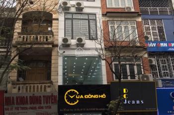 chính chủ cần bán căn nhà cấp 4 mặt đường Xuân Thủy, cam kết thuê lại 40triệu/tháng.LH: 0332524592