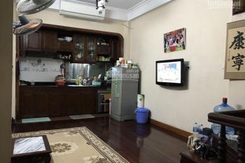 Cho thuê nhà 30m2x5 tầng ngõ 89 Thái Hà, full đồ. 12 triệu