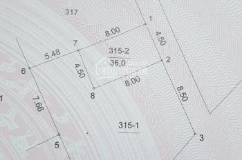 bán mảnh đất sổ đỏ nằm gần trục tổ 12 phường yên nghĩa hà đông. ô tô đỗ cửa
