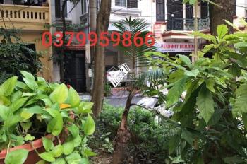 Cho thuê nhà riêng khu vực Đỗ Quang Cầu Giấy