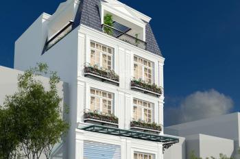 Nhà HXH Kinh Dương Vương 8.25x6.5m, 1 trệt 2 lầu, ST