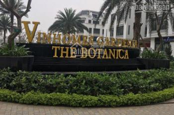 Bán shophouse hoàn thiện mặt ngoài phố Vinhomes Gardenia Hàm Nghi. Giá 15,8 tỷ