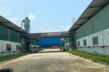 Cho thuê xưởng may, điện tử trong KCN gần Biên Hòa, 57 nghìn/m2/th và nhiều xưởng diện tích đa dạng