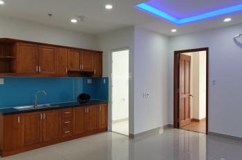 Cho thuê căn hộ Phú Gia, view sông 2PN giá 5tr/tháng, có rèm LH: 0932.150.589