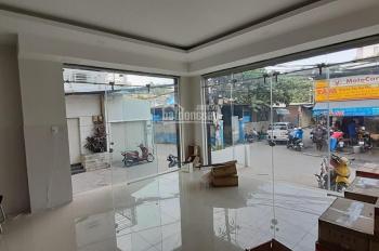 Mặt bằng góc 2 mặt tiền 300/23 Nguyễn Văn Linh, 5x10m đẹp có cửa kính sẵn chỉ 10 triệu