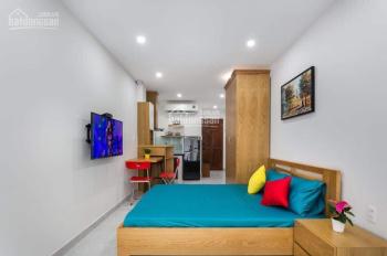 Phòng cao cấp loại studio full nội thất, DT 32m2