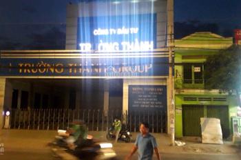 Bán siêu Mặt Tiền Đường Lê Văn Khương, P. Thới An . DT: 22x50m, giá đất 60tr/m2, siêu đẹp xây cao ố