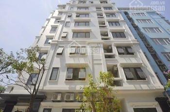 Cho thuê mặt phố mới Khúc Thừa Dụ. Xây dựng 170m2 x 7 tầng, mặt tiền 12m làm văn phòng