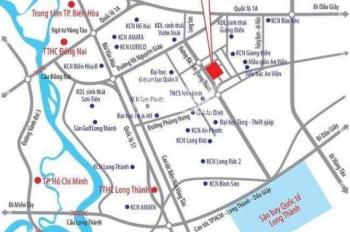 Mở bán đợt đầu tiên dự án ngay KCN Giang Điền, gần MT 60m Bắc Sơn - Long Thành, giá chỉ 12tr/m2