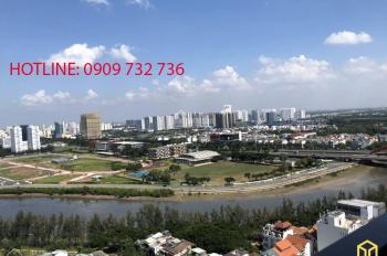 Cho thuê CH SG Mia view Sông thoáng mát, 78m2, 2PN, full NT giá chỉ 16 triệu/tháng. LH 0909 732 736