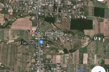 Chính chủ bán đất Cam Lâm 8,5x80m nở hậu 9m, đường nhựa QH 46m, 640 triệu