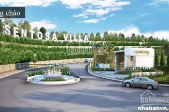 Chính chủ bán đất nền Sentosa villa, nền L vị trí đẹp