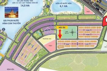 Chính chủ cần bán lại shophouse TMDV HA12 - 167 vị trí đẹp, giá cực rẻ Vinhomes Ocean Park