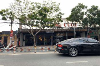 Cho thuê nhà mặt tiền 449 Nguyễn Thị Thập, p.Tân Phong, Q7, 20x23.5m, giá 300 triệu/tháng