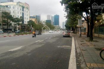 Cho thuê nhà mặt phố Võ Chí Công, diện tích 150m2, 7 tầng, có hầm, giá rẻ. LH 0931983636