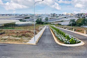 Bán đất nền dự án biệt thự Villa Town, dự án Compound, P. 8, TP. Đà Lạt 0896690005