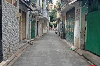 Bán nhà mới đường Đồng Xoài, phường 13 Tân Bình hẻm xe hơi, giá 4 tỷ 100 triệu