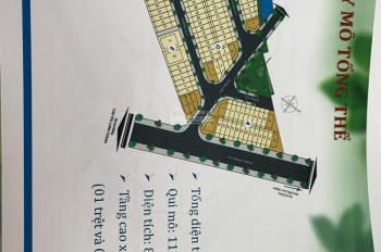 Bán đất nền mặt tiền đường Trường Lưu CTC - Quận 9. dt 81m2 giá Dk 35tr/m2