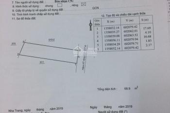 Cần bán 2 lô đất phường Vĩnh Hải, thành phố Nha Trang, LH 0911383040