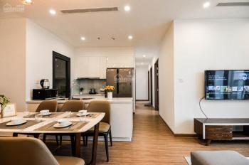 Cho thuê căn hộ 100m2 3 ngủ đủ đồ chung cư Vinhomes Green Bay giá 21 triệu/tháng