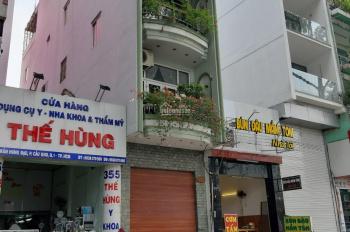 Cho thuê nhà nguyên căn mặt tiền Trần Hưng Đạo Quận 1, giá chỉ 55 triệu - 0961.304.399