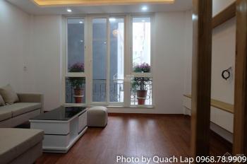 Bán nhà ngõ 168 Kim Giang, 32m2 x 5 tầng, ngõ rộng gần phố, nội thất hoàn chỉnh, giá 3,19 tỷ