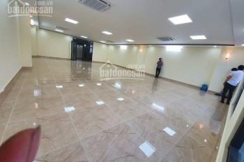 Văn phòng cho thuê mặt phố Nguyễn Thị Định 60m2 và 180m2 với 110m2 vuông vắn mặt tiền 9m miễn DV