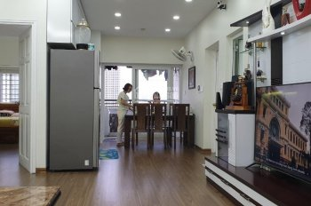 Chính chủ bán căn hộ chung cư C14 Bắc Hà thiết kế hiện đại 3PN, full nội thất. LH 0971881636