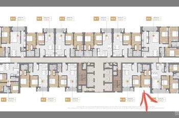 Chính chủ bán căn B22.11 The Palace Novaland, quận 2, 73,5m2 - 2PN - view bể bơi. 0901.473.829