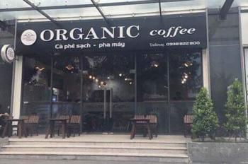 Cần sang nhượng lại quán cafe đang hoạt động tốt ở chung cư Bộ Công An