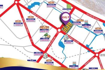 Chính chủ bán đất nền Kim Long đã có sổ đỏ, giá rẻ nhất TT 200 triệu, đường 7,5m, Đông Nam, 100m2