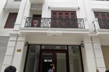 Cho thuê nhà mặt phố Nguyễn Thị Định, Cầu Giấy. DT 80m2, 5 tầng, MT 6M, giá 45tr/th