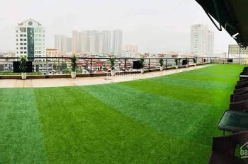 Rẻ nhất! Sàn mặt bằng văn phòng mặt phố Trần Phú, Hà Đông. 450m2 giá chỉ 32 triệu/m2