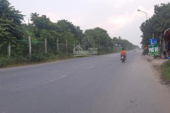 Cần bán 52m2 đất ở tại xã An Thượng, lô góc 2 mặt thoáng, đường ô tô đỗ trước nhà