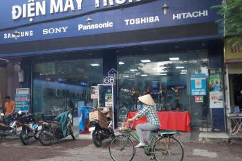 Cửa hàng kinh doanh mặt phố Trần Đăng Ninh kéo dài (Khúc Thừa Dụ). Diện tích 60m2 x 2 tầng, MT 6m