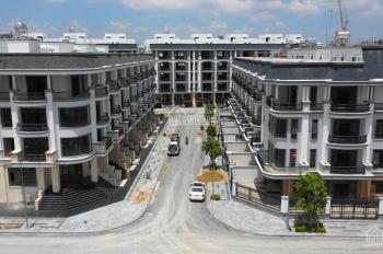 Mới hoàn thiện xong không ở cho thuê tòa nhà  5x21m_7x20m, hầm + 5 lầu KĐT Vạn Phúc giá 25 tr/tháng