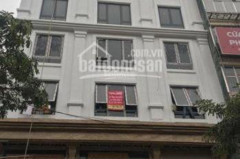 Bán nhà mặt tiền đường Hoàng Sa, 12x12m, trệt + 4 lầu: Cho thuê 100tr/th. Giá: 23.5 tỷ