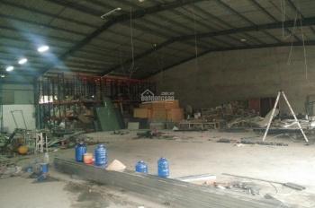 Cho thuê nhà xưởng mặt tiền đường 30/4, P9, Vũng Tàu, diện tích 600m2