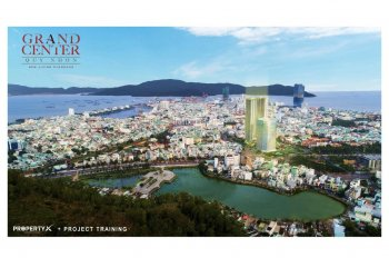 Dự án vàng Grand Center Quy Nhơn, hội tụ tiềm năng sinh lời CK 3%, nhanh tay đặt chỗ. LH 0909226397
